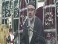 [Speech] 29/Aug/2016 Day-1 | H.I Syed Ali Murtaza Zaidi at Aza e Hussain Centre Vancouver BC - Urdu
