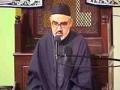 [Ayyame Fatimiyya 2017](3)Topic: Deen e Islam Hayat e Fatimah Zahra s.a ki roshni mein| H.I Ali Murtaza Zaidi -