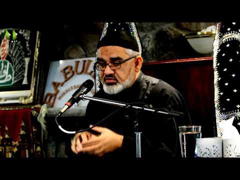 [8] Topic: قرآن اور آئمہ کی 250  سالہ زندگی سے تمسک | H.I Ali Murtaza Zaidi - Urdu