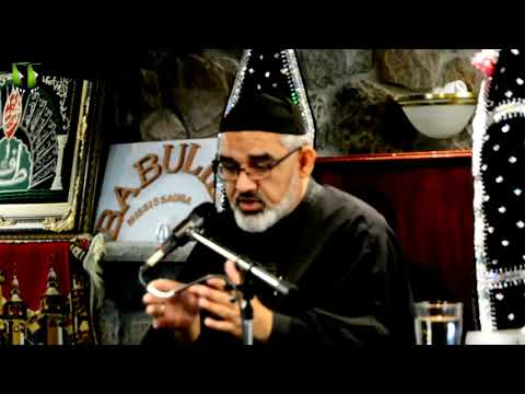 [9] Topic: قرآن اور آئمہ کی 250  سالہ زندگی سے تمسک | H.I Ali Murtaza Zaidi - Urdu