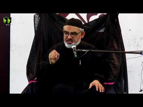 [1] Topic: عقیدۂ آخرت اور اہلِ آخرت | H.I Syed Ali Murtaza Zaidi | Safar 1439/2017 - Urdu