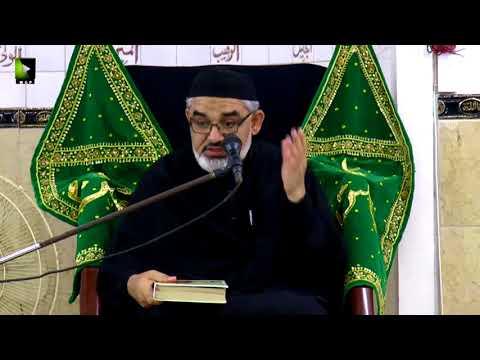 [2]Topic:نہج البلاغہ اورعصرحاضر کی مشکلات | H.I Ali Murtaza Zaidi - Safar 1439/2017 - Urdu