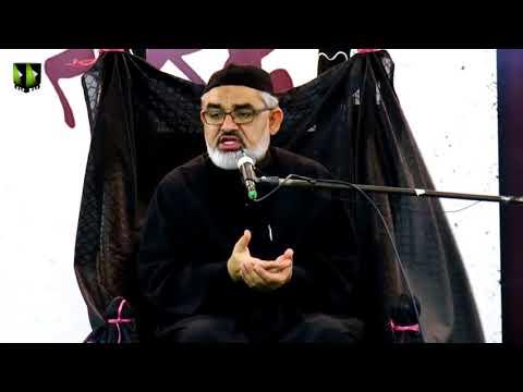 [5] Topic: عقیدۂ آخرت اور اہلِ آخرت | H.I Syed Ali Murtaza Zaidi | Safar 1439/2017 - Urdu