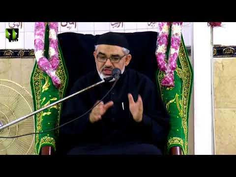 [6]Topic:نہج البلاغہ اورعصرحاضر کی مشکلات | H.I Ali Murtaza Zaidi - Safar 1439/2017 - Urdu