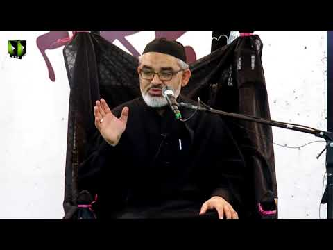 [6] Topic: عقیدۂ آخرت اور اہلِ آخرت | H.I Syed Ali Murtaza Zaidi | Safar 1439/2017 - Urdu
