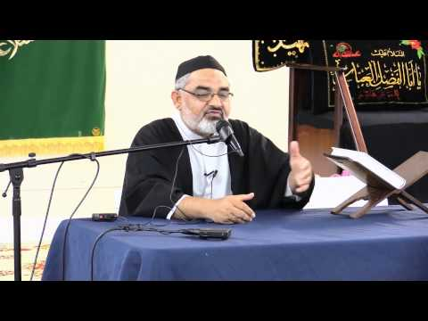 [1] - Preparing for Imam Zaman a.s By H.I Agha Syed Ali Murtaza Zaidi - English