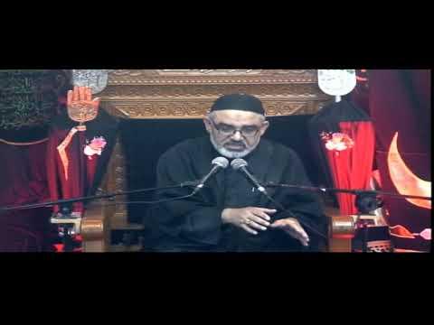 3 Shaban 1434] Speech H I Syed Ali Murtaza Zaidi - Jamia Imam Sadiq