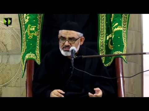 [1] Topic: معاشرے کے رسم و رواج اور نصرتِ امامِ زمانہؑ | H.I Ali Murtaza Zaidi - Urdu