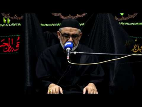 Clip] Etiquettes of Ziyarat e Imam Hussain A S | Agha Ali Murtaza