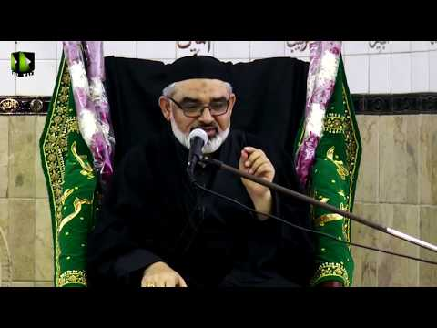 [6] Topic: معاشرے کے رسم و رواج اور نصرتِ امامِ زمانہؑ | H.I Ali Murtaza Zaidi - Urdu