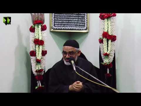 [Majlis 2] Ayam e Fatimia(s.a) | H.I Ali Murtaza Zaidi - Urdu