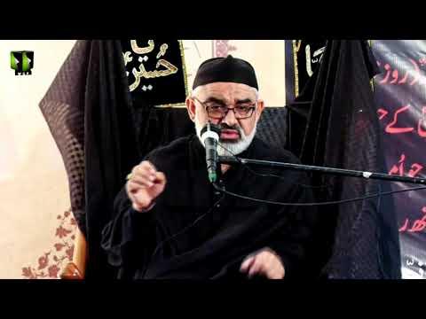 [05] Topic: Islami Tarbiyat Kay Marahil Or Bunyadi Usool | H.I Ali Murtaza Zaidi | Safar 1441 - Urdu