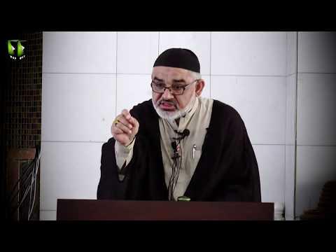 [Clip] Khuda Say Nazdeeq Ya Dour Honay Ke Nishani | H.I Syed Ali Murtaza Zaidi - Urdu