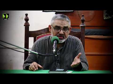 [Clip] Mangnay Walon Kay Sath Kaisa Salook Karna Chaheay ? | H.I Syed Ali Murtaza Zaidi - Urdu