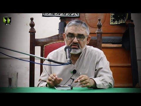 [Clip] Apni Kamzoriyon Ko Jaanain - اپنی کمزوریوں کو جانیں   H.I Ali Murtaza Zaidi - Urdu
