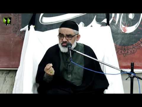 [Majlis] Chelum   مجلس چہلم   Ali Muhammad Zaidi   Khitab: H.I Ali Murtaza Zaidi - Urdu