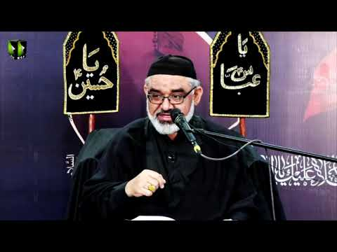 [5] Tehzeeb -e- Nafs, Dua-e- Makarim -e- Ikhlaaq Ke Roshni May | H.I Ali Murtaza Zaidi | Safar 1442 | Urdu