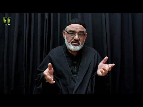 [Majlis 2] Ayaam-e-Fatimiya (sa) - 1442 |  H.I Syed Ali Murtaza Zaidi | 15 January 2021 | Urdu