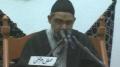 [Dars#5] تفسیر سورۃ شوریٰ - H.I Ali Murtaza Zaidi - Urdu
