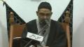[Dars#7] تفسیر سورۃ شوریٰ - H.I Ali Murtaza Zaidi - Urdu