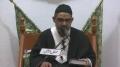 [Dars#8] تفسیر سورۃ شوریٰ - H.I Ali Murtaza Zaidi - Urdu