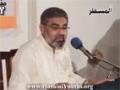 [Clip] Pul-e-Serat - leading to Imam Mahdi-A battle of Good & Evil - H.I Murtaza zaidi - Urdu