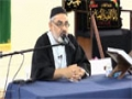 [Day-2] - Quran and Imam - H.I Agha Ali Murtaza Zaidi - English